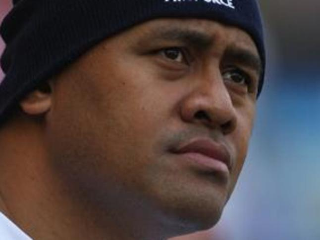 Legends' moving Jonah Lomu tribute