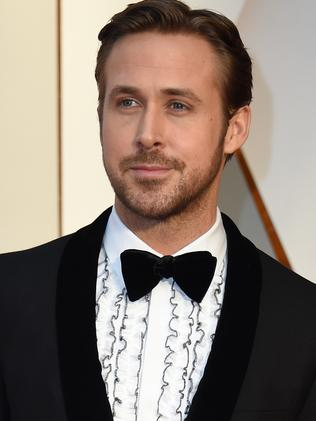 The real Ryan Gosling. Picture: AFP/Valerie Macon