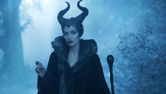 Angelina Jolie in  <i>Maleficent</i>