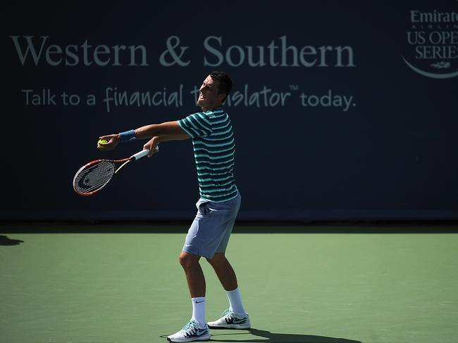 Bernard Tomic was awarded a wildcard entry to the US Open.