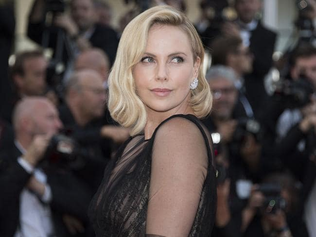 Charlize Theron was new in Hollywood but knew the warning signs when she went to an audition. Picture: Arthur Mola