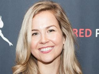 Cassie Jaye at the film's World Premiere on October 7th, 2016. Please credit this photo to photographer: Ian Stroud
