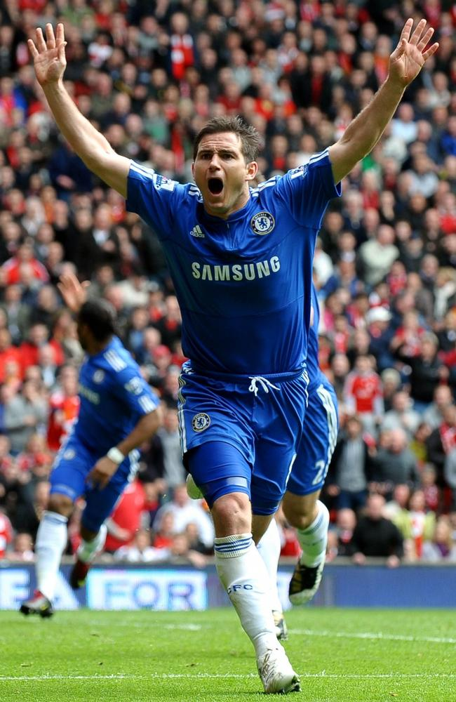 Lampard will not be coming to Australia.
