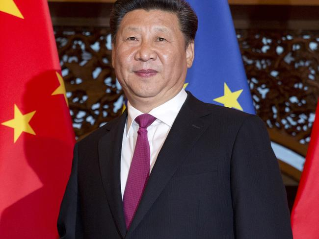 Chinese President Xi Jinping is an ideological leader determined to make his mark. Picture: Ng Han Guan
