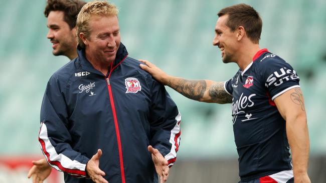Robinson has hailed Pearce's work ethic and understanding of the game.