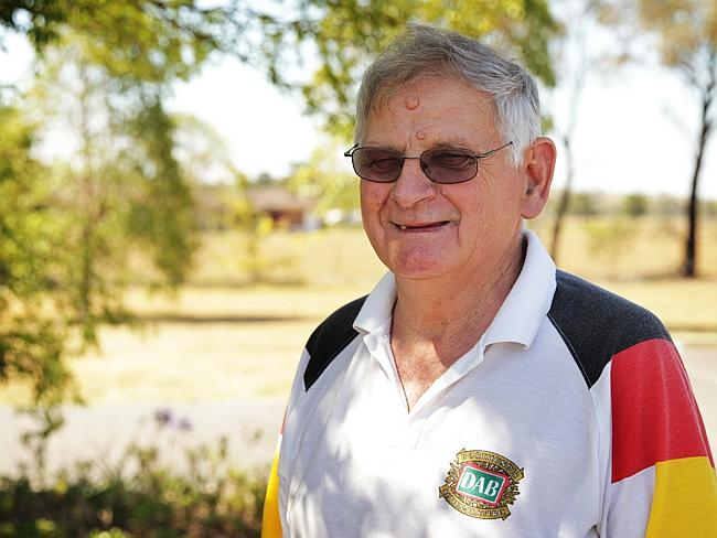 Dolf Klassen, 73, retired, lives in Luddenham, and says the second airport is needed at Badgerys Creek.