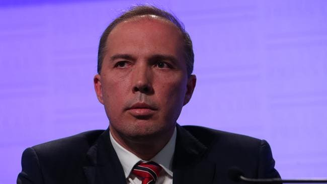 Plan was a cash grab by doctors ... Health Minister Peter Dutton rejected AMA's $7 GP fee proposal.