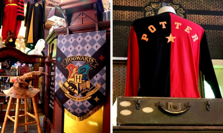 A second Harry Potter store is opening and this one's in Melbourne