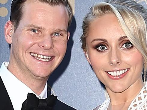 Did Steve Smith pop the question?