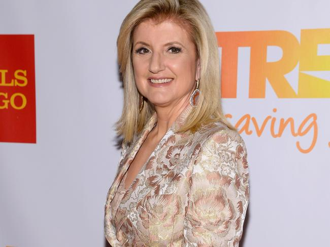 Arianna Huffington has chosen a path that gives her job real meaning.