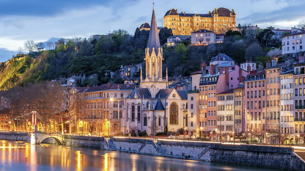 Discover Le Secrets Of Lyon In France On Scenic Tours