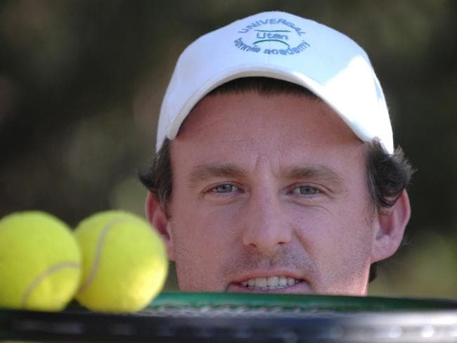 Former tennis pro Jay Salter says match fixing is 'a major part of tennis'. Source: NewsCorp