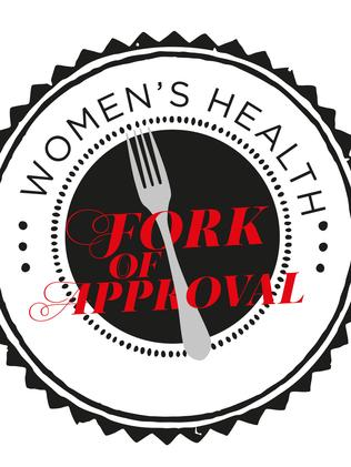 Look for cafes with the Women's Health Fork of Approval!