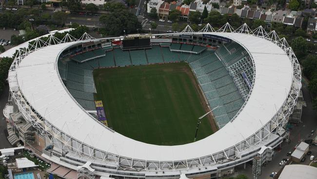 Moore Park Mike Baird Wants New Stadium Built On Existing