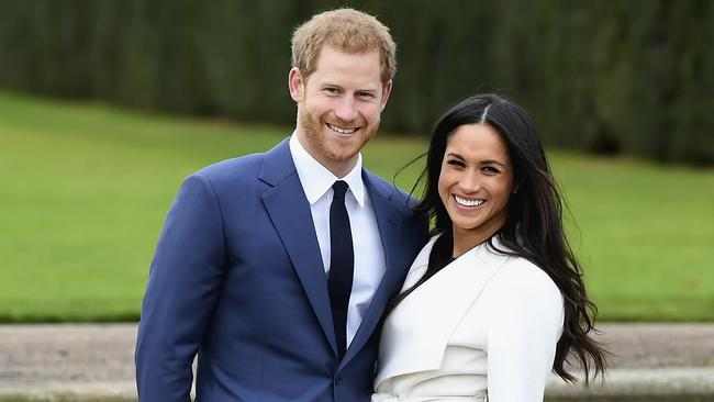 Meghan's half siblings have continued to attack her through media interviews in the lead up to her wedding to Prince Harry on Saturday. Picture: Samir Hussein/Samir Hussein/WireImage