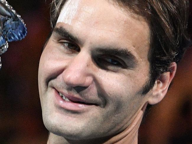 Federer reveals reason he didn't retire