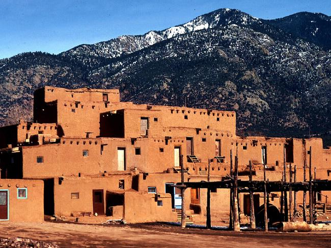 Some residents in Taos Pueblo, New Mexico, swear they can hear a weird humming sound.