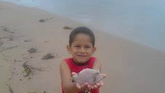 Chayce Kofe, 5, died after being washed out to sea at Pearl Beach. Source: FACEBOOK
