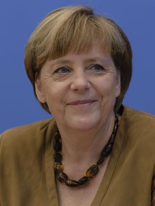 German chancellor Angela Merkel Picture: Clemens Bilan