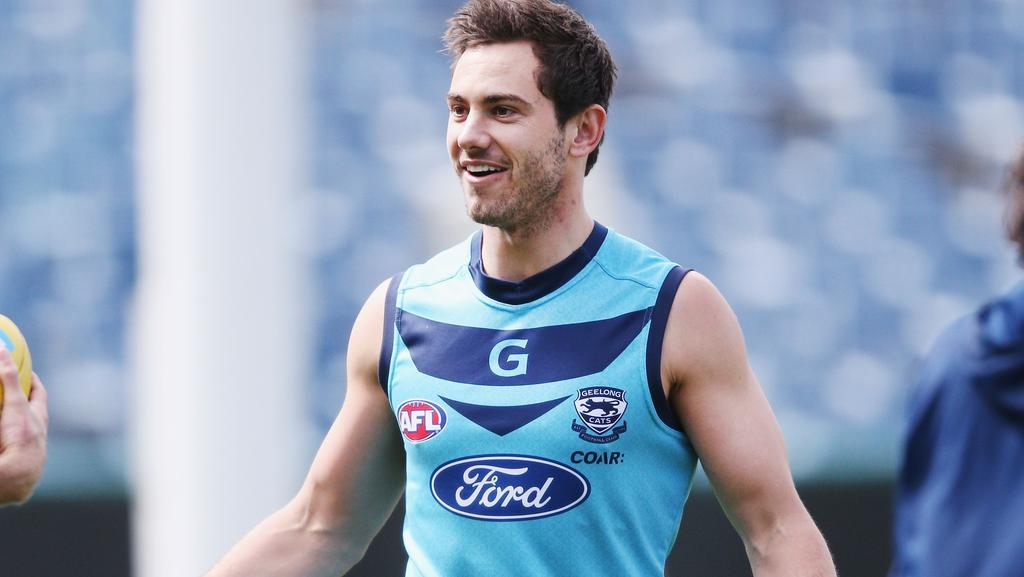 Geelong has made up for dropping Daniel Menzel last week by picking him this week.