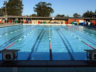 The Lambton Swimming Centre in Newcastle