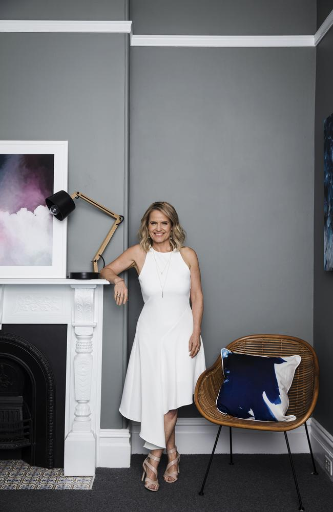 Shaynna Blaze S Signature Style In Her Melbourne Hawthorn Home The Mercury