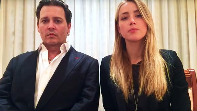 SAD News!! Amber Heard heads for a divorce from Johnny Depp!