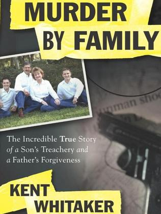 Kent Whitaker wrote a book about the family murders. Picture: Supplied