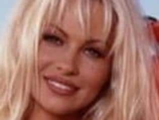 Supplied Editorial Pamela Anderson on Baywatch