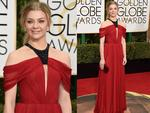 Game Of Thrones and Hunger Games' Natalie Dormer arrives at the 73nd annual Golden Globe Awards, January 10, 2016, at the Beverly Hilton Hotel in Beverly Hills, California. Picture: AFP PHOTO / VALERIE MACON