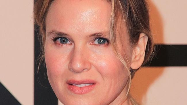 Renée Zellweger. Picture: Splash News.