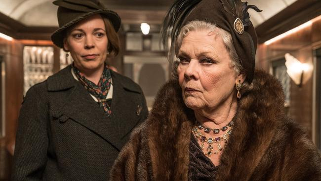 No one plays contemptuous quite like Judi Dench, well, except maybe Maggie Smith.