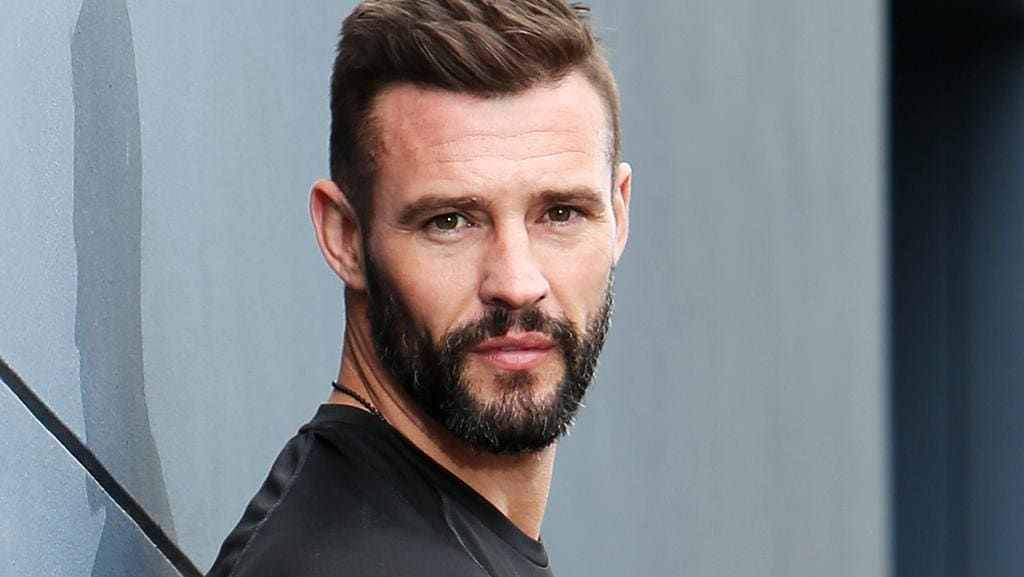 Kris Smith suffers from osteoarthritis. Picture: Tim Hunter.