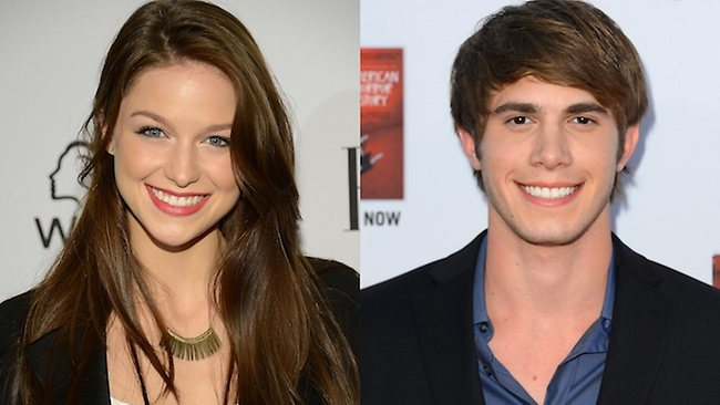 Glee stars Melissa Benoist (Marley) and Blake Jenner (Ryder) have announced their engagement.