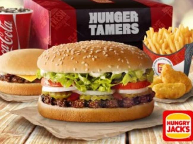Average Fast Food Deal Contains Calories