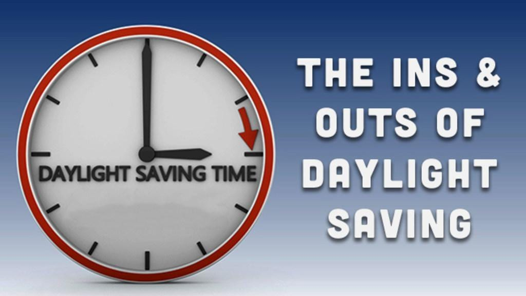 Daylight savings time date in Australia