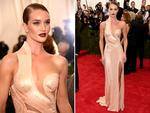 Rosie Huntington-Whiteley attends the Met Gala 2015 'China: Through The Looking Glass'. Picture: Getty