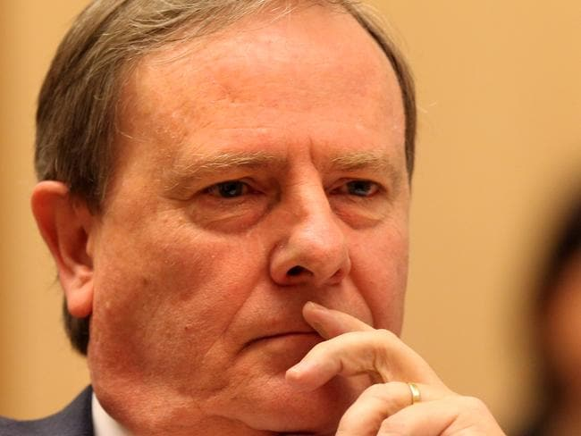 Peter Costello says government staff that gather a public profile have failed.