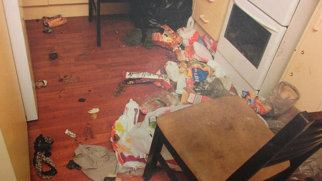It has been alleged the children lived in squalid conditions. Picture: Supplied