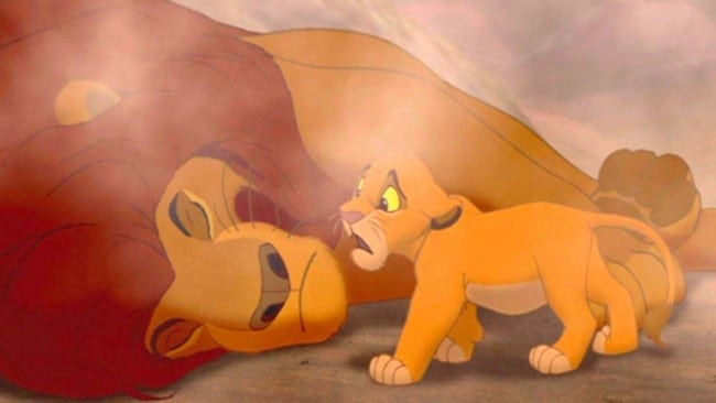 Disney announces 'The Lion King' remake