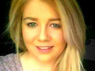 New supplied photo of accused drug smuggler Cassie Sainsbury. supplied by a source