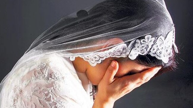Supplied The US is cracking down on child brides
