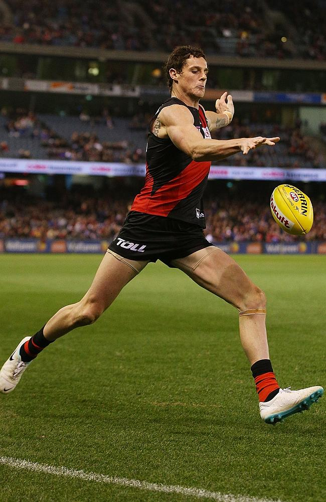 Carlisle has struggled for form in 2014, despite finishing sixth in the Bombers' Best and Fairest last season.
