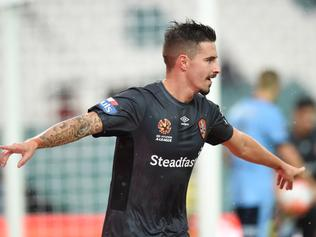Socceroos strike a blow to Roar's hopes