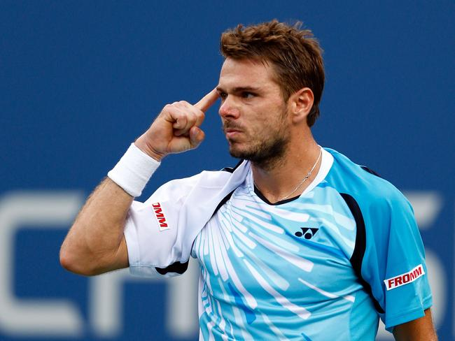 Stan Wawrinka's US Open campaign is over.