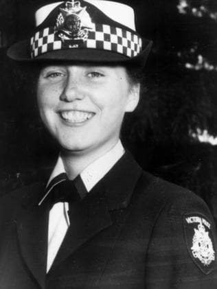 Angela Taylor, killed in the Russell Street bombing.