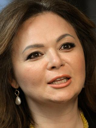 Russian lawyer Natalia Veselnitskaya was at the meeting.
