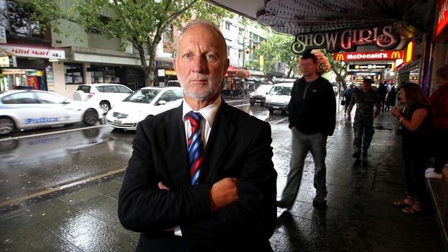 Dr Don Weatherburn, from the Bureau of Crime Statistics and Research, said after 3am on weekends assaults were down 75 per cent since the lockouts came into force.