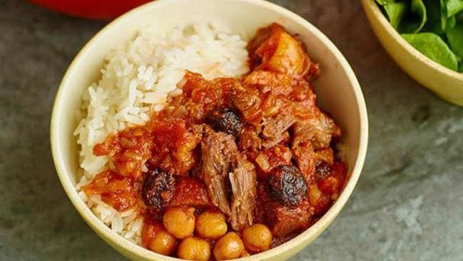 This slow-cooked Moroccan dish is sure to spice up any weeknight.
