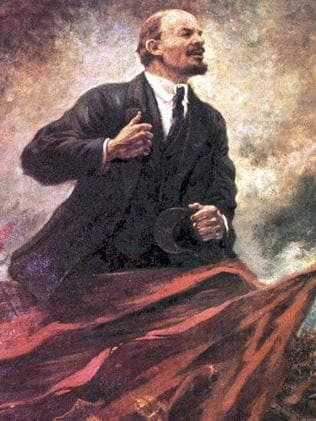 Russian revolutionary leader Vladimir Lenin was leader of the Russian SFSR from 1917, and then concurrently as Premier of the Soviet Union from 1922, until his death.